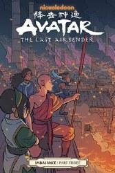 Avatar The Last Airbender Imbalance Part Three Tp (C: 0-1-2) lance Part Three Tp (C: 0-1-2)