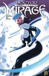 Doctor Mirage #1 (of 5) Cover E Jeff Dekal Pre-Order Variant Edition