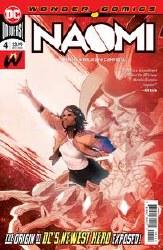 Naomi #4 2nd Ptg