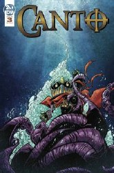 Canto #3 (of 6) Cover A Drew Zucker Main Cover