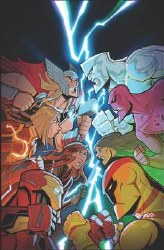 Marvel Action Avengers #8 Cover A