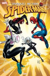 Marvel Action Spider-Man #9 Cvr A Ossio (C: 1-0-0) r A Ossio (C: 1-0-0)