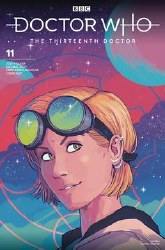 Doctor Who 13th #11 Cvr A Templer ler