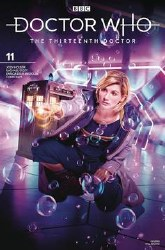 Doctor Who 13th #11 Cvr B Photo o
