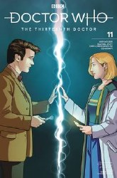 Doctor Who 13th #11 Cvr C 11thDoctor Doctor