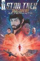Star Trek Discovery Aftermath#1 (Of 3) Cvr A Hernandez (C: #1 (Of 3) Cvr A Hernandez (C: