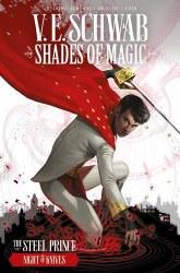 Shades Of Magic Tp Vol 02 Night Of Knives t Of Knives