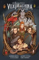 Critical Role Vox Machina Origins Volume 1 Trade Paperback