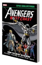 Avengers West Coast Epic Collection Tp Lost In Space-Time ction Tp Lost In Space-Time