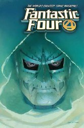 Fantastic Four Tp Vol 03 Herald Of Doom d Of Doom