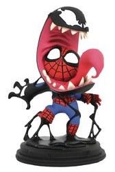 Marvel Animated Venom & Spider-Man Statue Skottie