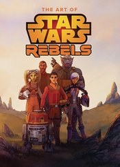 Art Of Star Wars Rebels Hardcover