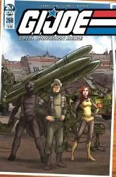 G.I. Joe A Real American Hero #268 Cover B