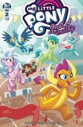 My Little Pony Feats Of Friendship #2 Cvr A Fleecs (C: 1-0-0 ship #2 Cvr A Fleecs (C: 1-0-0