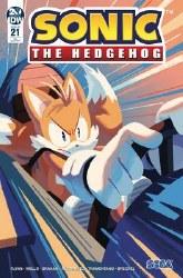 Sonic The Hedgehog #21 10 CopyIncv Fourdraine (Net) (C: 1-0 Incv Fourdraine (Net) (C: 1-0