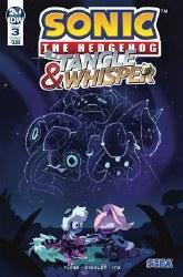 Sonic The Hedgehog Tangle & Whisper #3 (Of 4) Cvr B Fourdrai isper #3 (Of 4) Cvr B Fourdrai