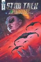 Star Trek Discovery Aftermath#2 (Of 3) Cvr A Hernandez #2 (Of 3) Cvr A Hernandez