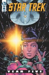 Star Trek Year Five #6 Cvr A Thompson hompson