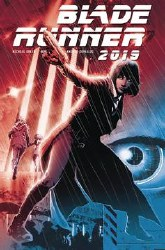 Blade Runner 2019 #3 Cover A Butch Guice Main Cover