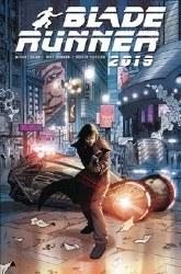Blade Runnder #3 Cover C Andres Guinaldo Variant Cover