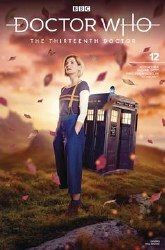 Doctor Who 13th #12 Cvr B Photo o