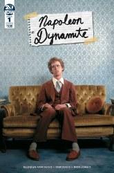 Napoleon Dynamite #1 (Of 4) Cvr B Photo r B Photo