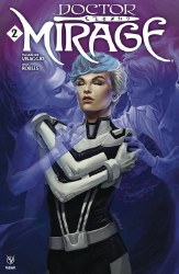 Doctor Mirage #2 (of 5) Cover C Claudia Ianniciello
