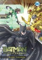 Batman & The Justice League Manga Tp Vol 03 nga Tp Vol 03