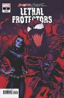Absolute Carnage Lethal Protectors #2 (Of 3) Greg S Var Ac tors #2 (Of 3) Greg S Var Ac
