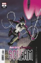 Absolute Carnage Scream #2 (of 3) Codex Variant Incentive