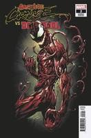 Absolute Carnage vs Deadpool #2 Mark Bagley 1:25 Ratio Incentive Variant