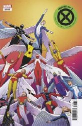 House Of X #4 (Of 6) CharacterDecades Var Decades Var