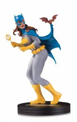 Cover Girls Of The DC Universe Batgirl By Frank Cho Statue
