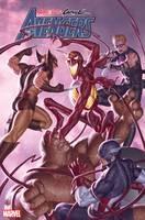 Absolute Carnage Avengers #1 Jung-Geun Yoon 1:50 Ratio Incentive Variant