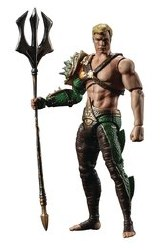 Injustice 2 Aquaman PX 1/18th Scale Action Figure