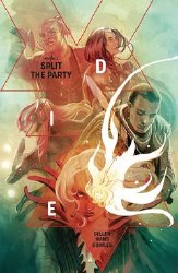 Die Volume 2 Split The Party Trade Paperback - Rated MR - Ages 17+