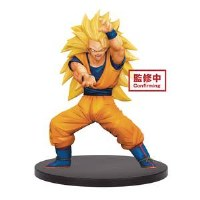 Db Super Chosenshi Retsuden V4 Super Saiyan 3 Son Goku Fig (  Super Saiyan 3 Son Goku Fig (