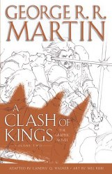 George Rr Martins Clash Of Kings Gn Vol 02 (Mr) gs Gn Vol 02 (Mr)
