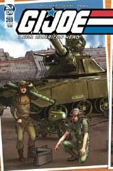 GI Joe A Real American Hero #269 Cover B Variant Jamie Sullivan Cover