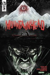 Mountainhead #3 (of 5) Cover B 1:10 Incentive Alex Cormack Variant Cover