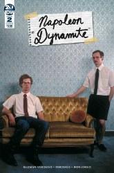 Napoleon Dynamite #2 Cover B Variant Photo Cover