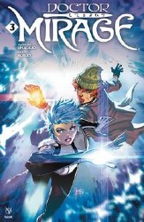 Doctor Mirage #3 (Of 5) Cvr ATan Tan