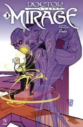 Doctor Mirage #3 (Of 5) Cvr CFerry Ferry