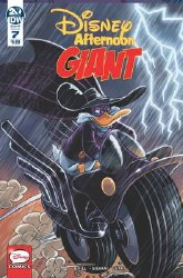 Disney Afternoon Giant #7 Cover A Magic Eye Studios Cover