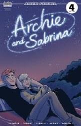 Archie #708 (Archie & Sabrina Pt 4) Cvr A Charm Pt 4) Cvr A Charm