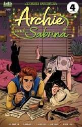Archie #708 (Archie & Sabrina Pt 4) Cvr B Cabrera Pt 4) Cvr B Cabrera