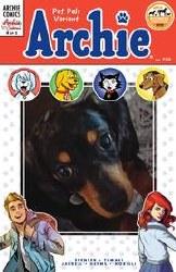 Archie #708 (Archie & Sabrina Pt 4) Cvr D Pet Pals Pt 4) Cvr D Pet Pals
