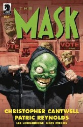 The Mask: I Pledge Allegiance To The Mask #1 (of 4) Cover A