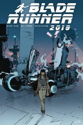 Blade Runner 2019 #4 Cvr A Pope (Mr) e (Mr)