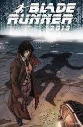 Blade Runner 20119 #4 Cover C Andres Guinaldo Variant Cover